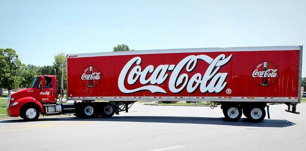 Chiến lược phân phối của coca cola (Place)