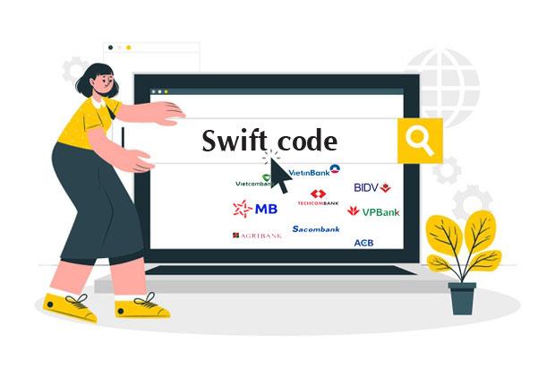 Danh sách mã Swift code của các ngân hàng Việt Nam
