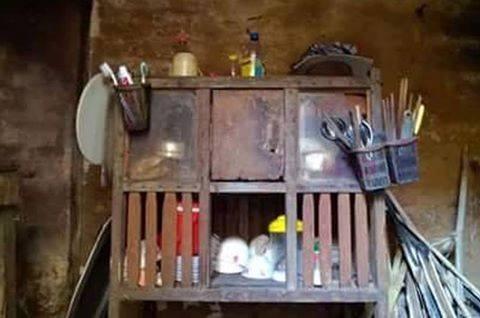 hình ảnh tuổi thơ dữ dội - cái trạn bếp huyền thoại