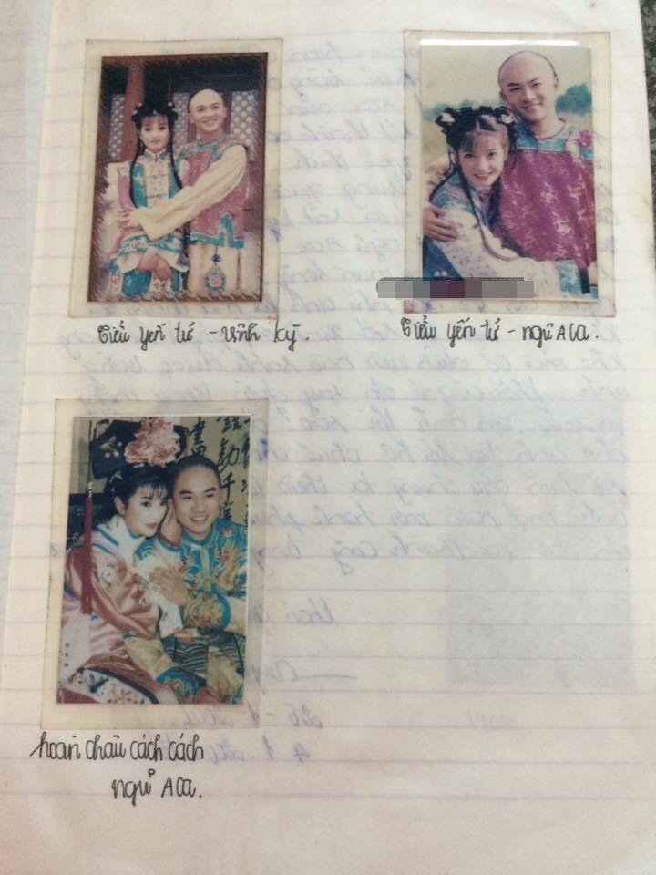 hình ảnh tuổi thơ dữ dội - bộ sưu tập ảnh hoàng châu cách cách