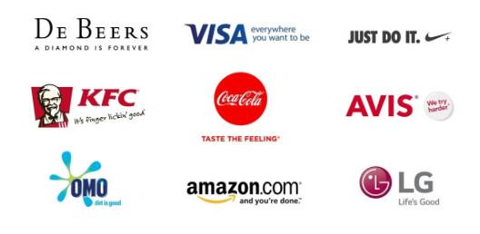 Slogan hay về kinh doanh của các công ty, thương hiệu lớn trên thế giới