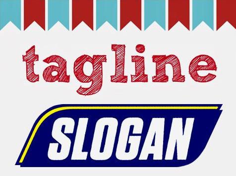 tagline và slogan