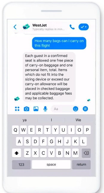 chiến lược chăm sóc khách hàng: sử dụng chatbot