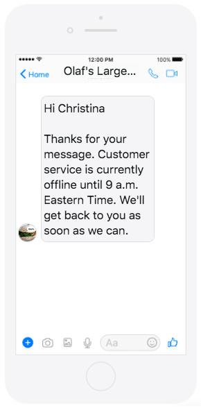 chiến lược chăm sóc khách hàng: Luôn phản hồi nhanh chóng đến khách hàng 02