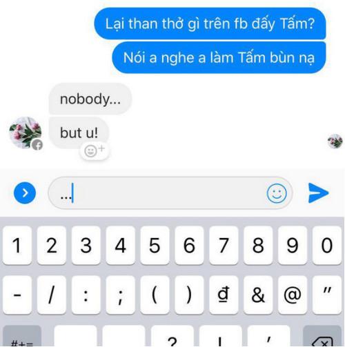 dấu hiệu nàng không thích bạn qua tin nhắn 011