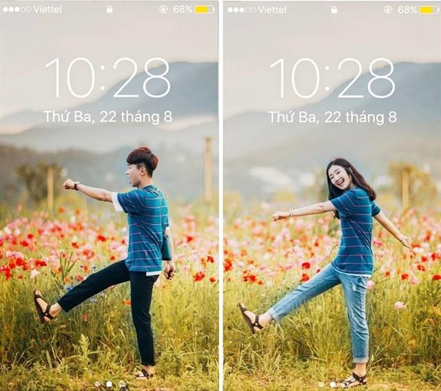 hình ảnh yêu xa dễ thương, lãng mạn 012