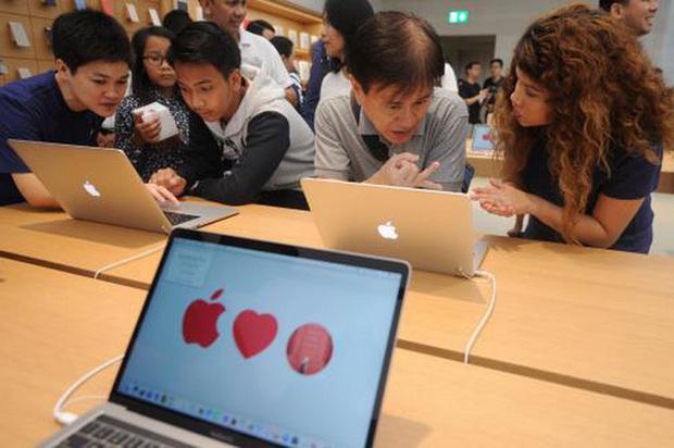 chiến lược marketing của apple - phá vỡ rào cản về phân khúc khách hàng