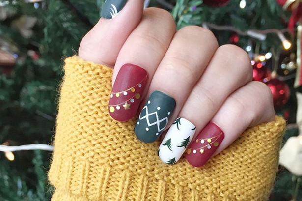 nail đẹp cho mùa giáng sinh 05