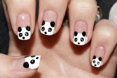 Mẫu nail động vật dễ thương nhất 06