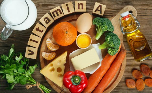 Xăm môi nên ăn thực phẩm giàu Vitamin A