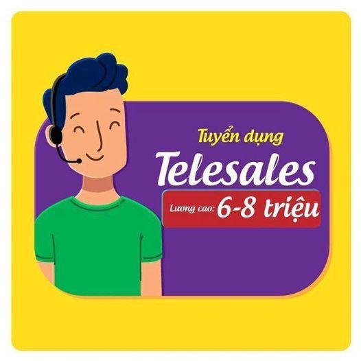 hình ảnh tuyển dụng nhân viên telesales