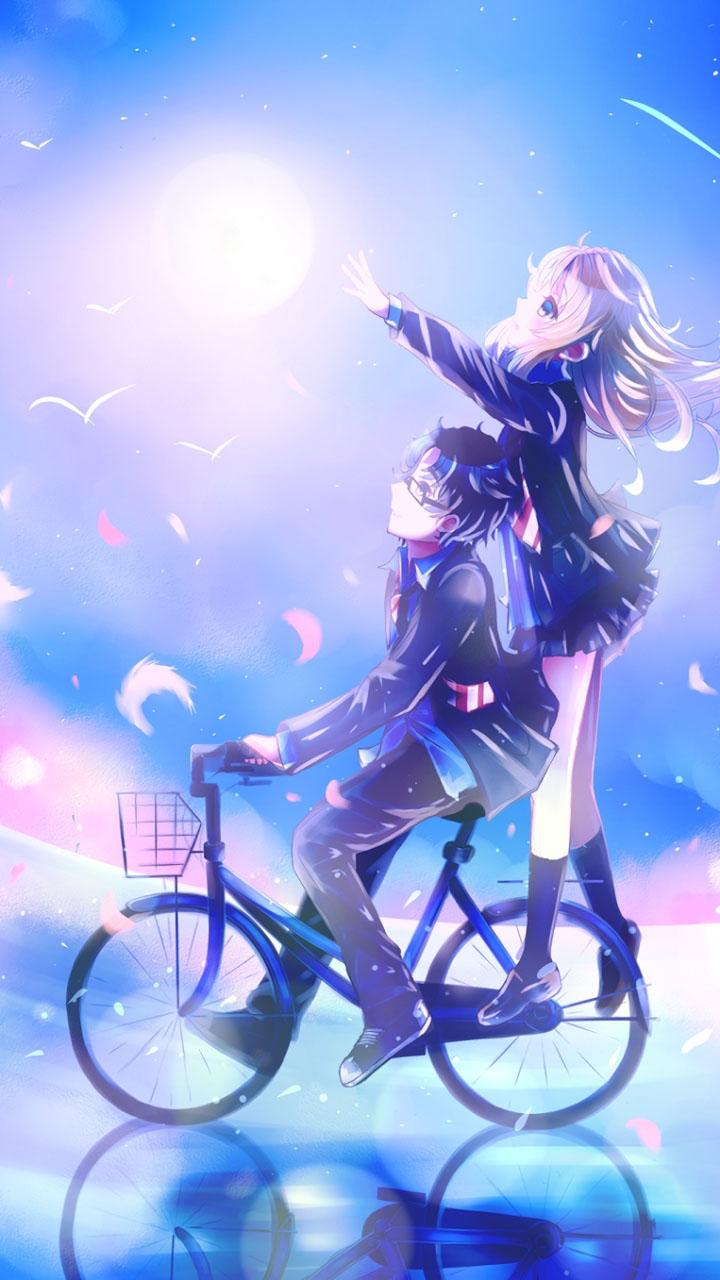 Hình nền Zalo tình yêu 01