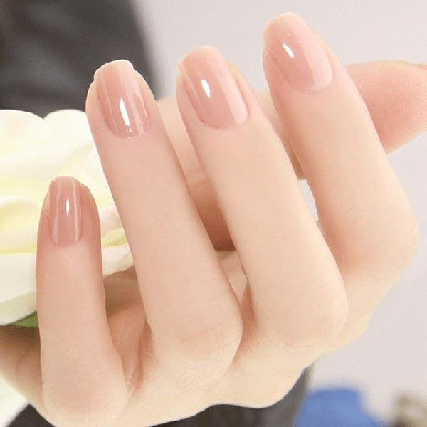 mẫu nail đẹp cho học sinh, sinh viên 015