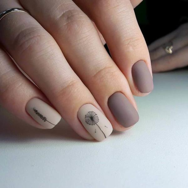 mẫu nail đẹp cho học sinh, sinh viên 017