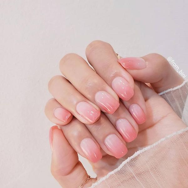 mẫu nail đẹp cho học sinh, sinh viên 018