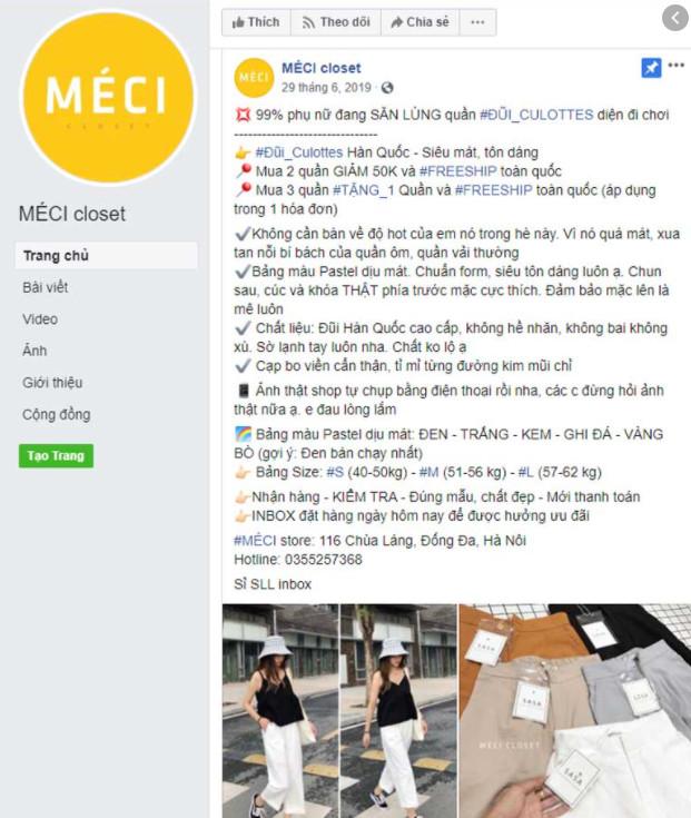 mẫu stt | content bán quần áo hay 012