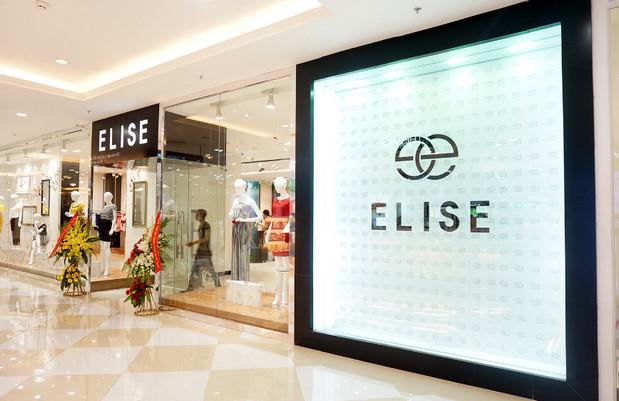 Thương hiệu thời trang nữ Elise
