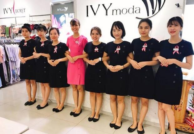 Thương hiệu thời trang nữ Ivy Moda