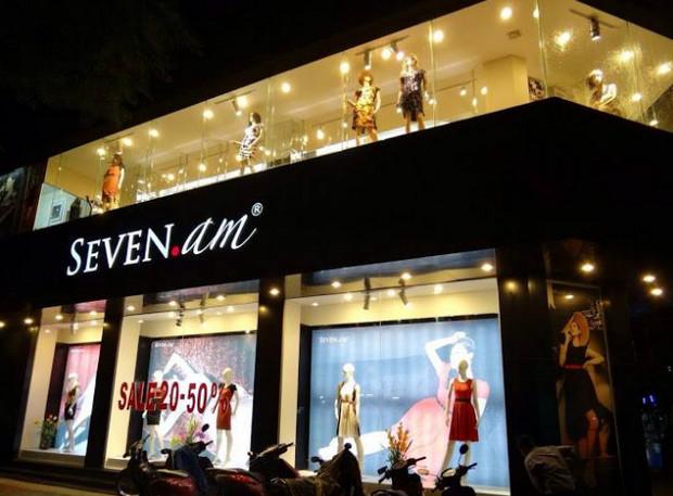 Thương hiệu thời trang nữ Seven AM