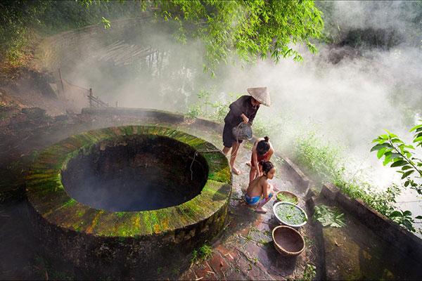 Hình ảnh làng quê Việt Nam 017
