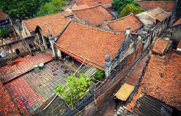 Hình ảnh làng quê Việt Nam 019