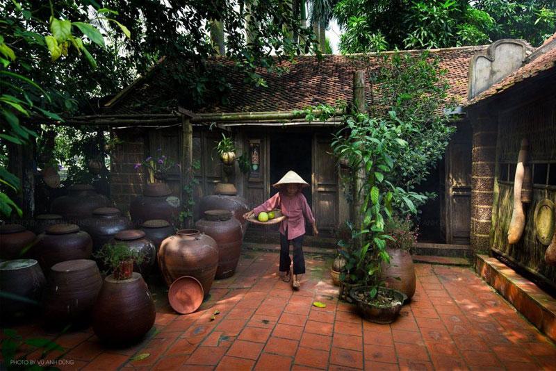 Hình ảnh làng quê Việt Nam 027