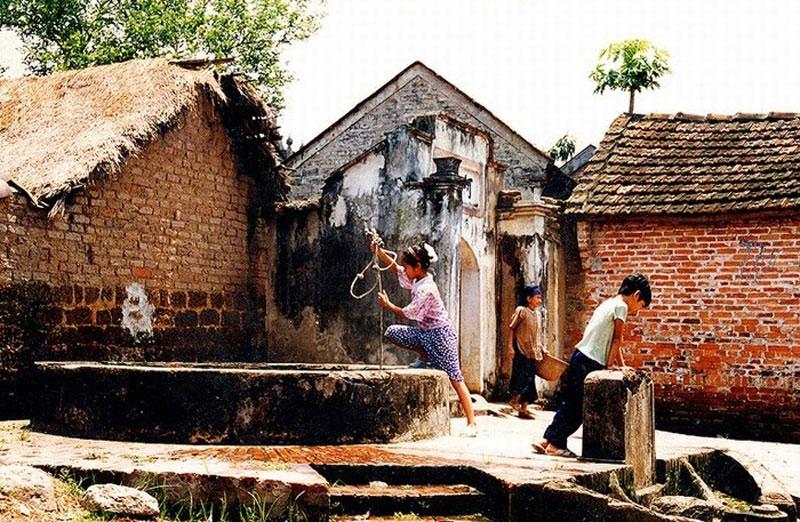 Hình ảnh làng quê Việt Nam 032