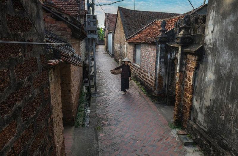 Hình ảnh làng quê Việt Nam 037