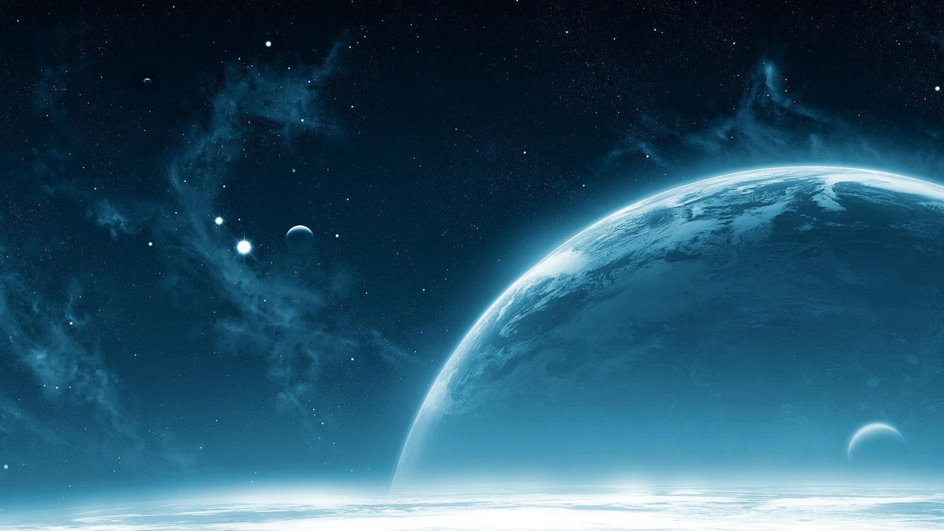 hình nền vũ trụ huyền ảo 01