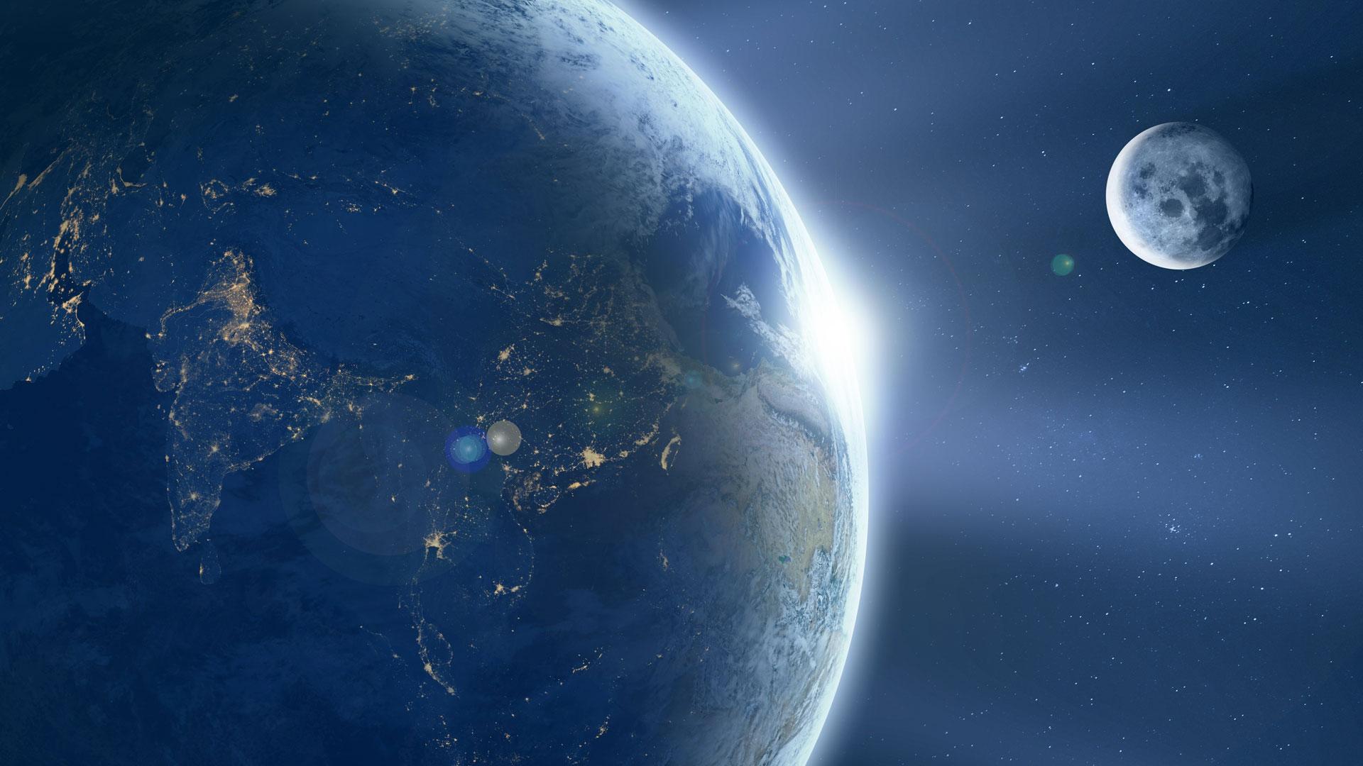 hình nền vũ trụ huyền ảo 011