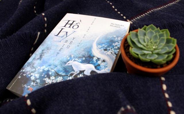 sách hay về tình yêu: hồ ly biết yêu