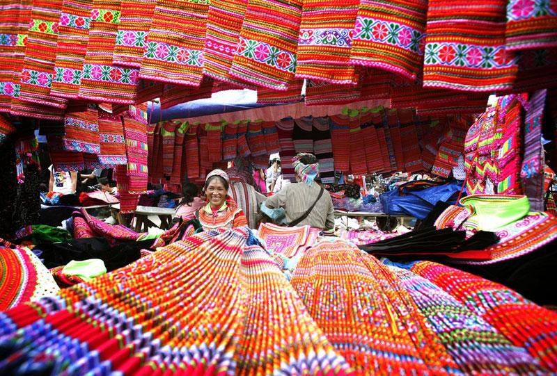 hình ảnh sapa - Chợ phiên Cán Cấu Sapa