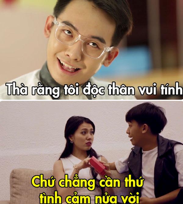 Hình ảnh độc thân vui vẻ, hài hước 011