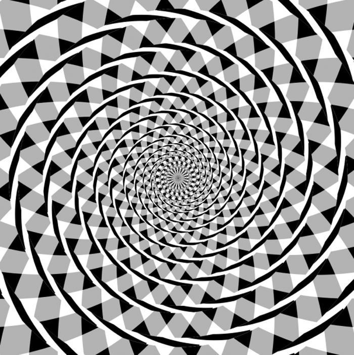 hình ảnh gây ảo giác: Xoắn ốc Fraser