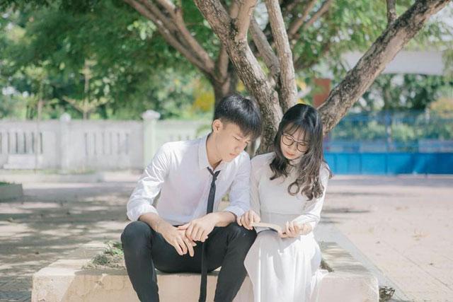 hình ảnh tình yêu tuổi học trò 01