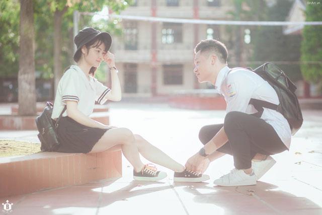 hình ảnh tình yêu tuổi học trò 02